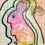 dustbunnycreative rabbit card 2